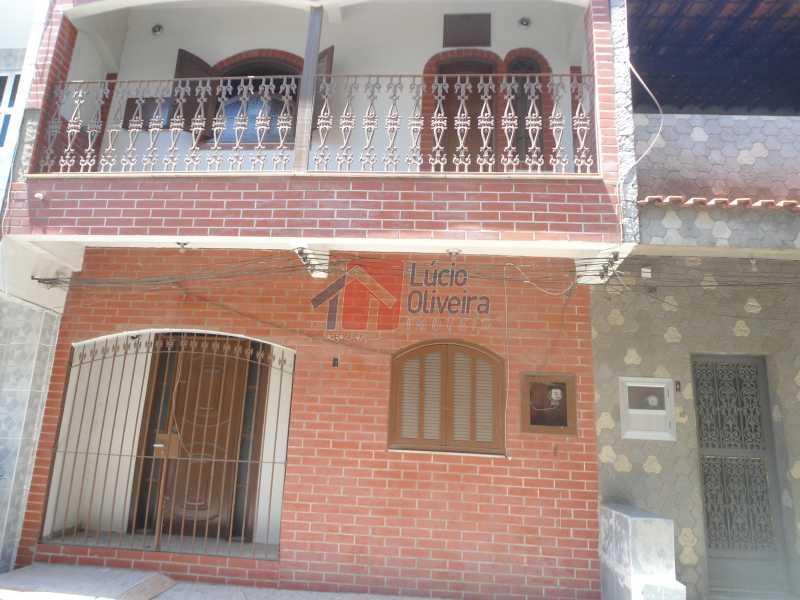 01 - Casa de Vila Rua Albertino Araújo,Penha Circular, Rio de Janeiro, RJ À Venda, 3 Quartos, 93m² - VPCV30008 - 1