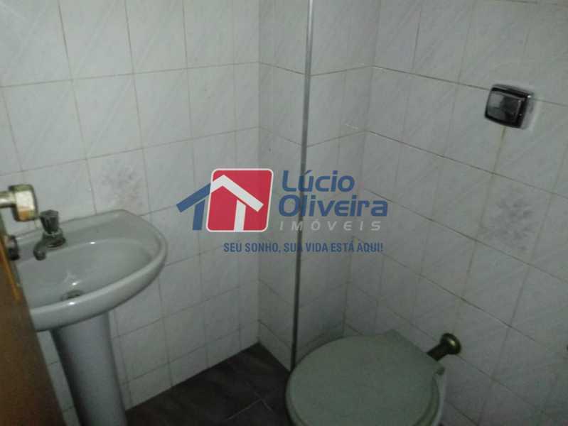 19 - Casa de Vila Rua Albertino Araújo,Penha Circular, Rio de Janeiro, RJ À Venda, 3 Quartos, 93m² - VPCV30008 - 20