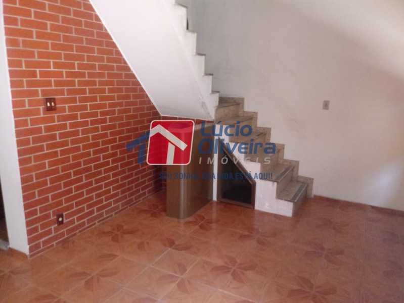 04 - Casa de Vila Rua Albertino Araújo,Penha Circular, Rio de Janeiro, RJ À Venda, 3 Quartos, 93m² - VPCV30008 - 5