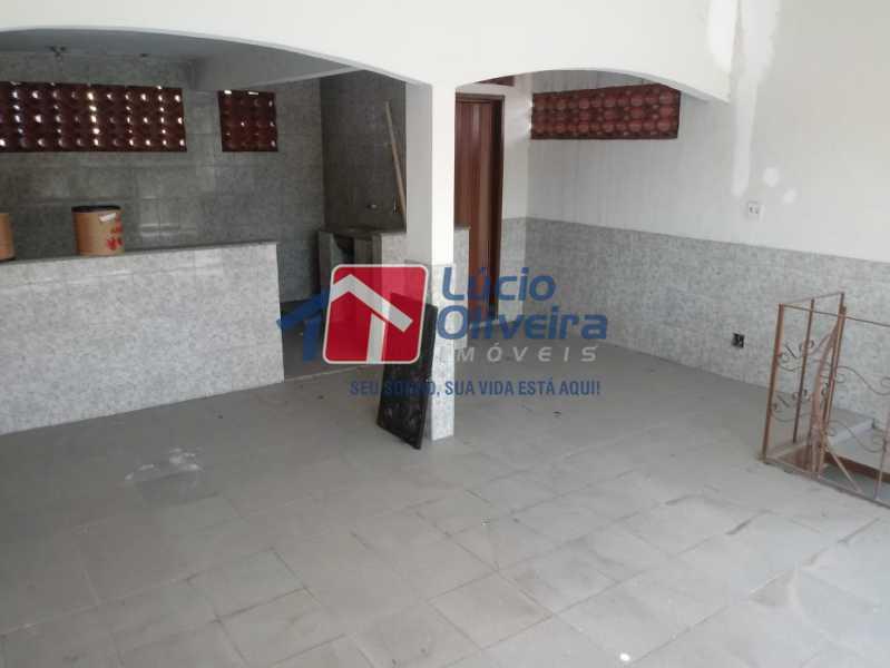 27 - Casa de Vila Rua Albertino Araújo,Penha Circular, Rio de Janeiro, RJ À Venda, 3 Quartos, 93m² - VPCV30008 - 28