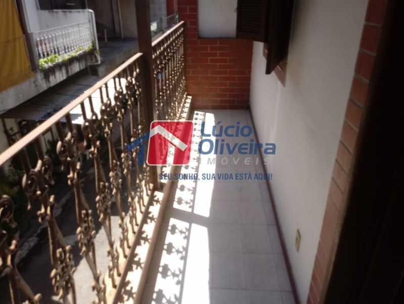 22 - Casa de Vila Rua Albertino Araújo,Penha Circular, Rio de Janeiro, RJ À Venda, 3 Quartos, 93m² - VPCV30008 - 23