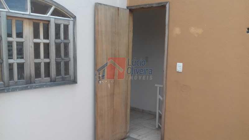acesso terraço 2 - Casa À Venda - Rocha Miranda - Rio de Janeiro - RJ - VPCA30096 - 11