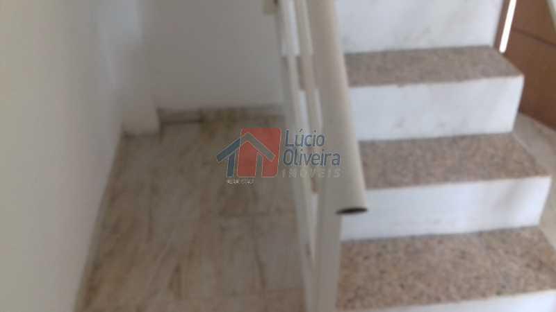 hall escada - Casa À Venda - Rocha Miranda - Rio de Janeiro - RJ - VPCA30096 - 17