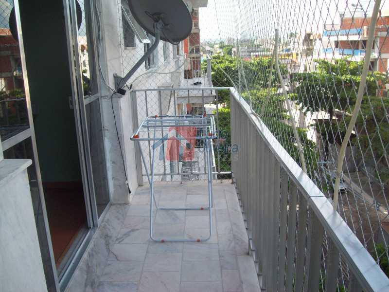 varanda 11 - Apartamento À Venda - Vila da Penha - Rio de Janeiro - RJ - VPAP30161 - 3