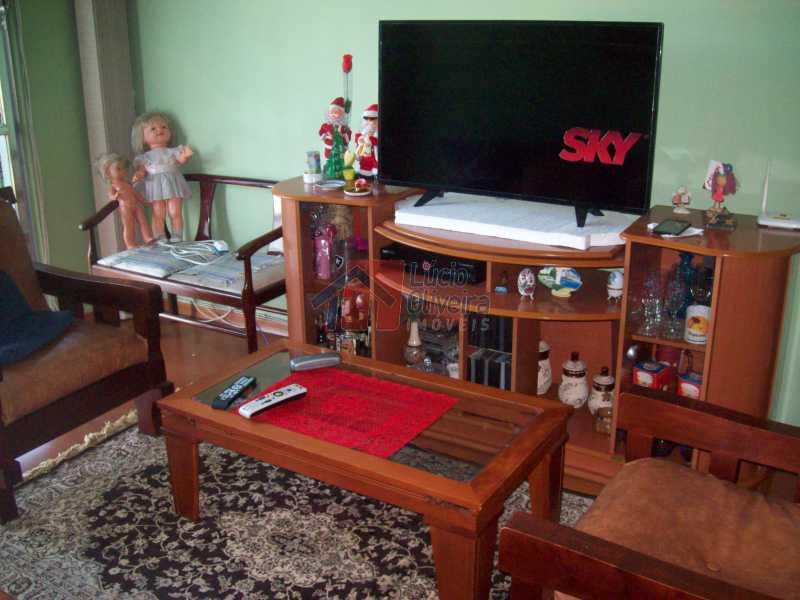 sala 01 - Apartamento À Venda - Vila da Penha - Rio de Janeiro - RJ - VPAP30161 - 4