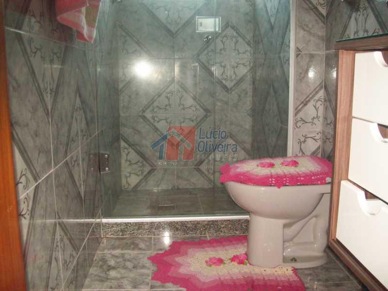 banheiro 06 - Apartamento À Venda - Vila da Penha - Rio de Janeiro - RJ - VPAP30161 - 21