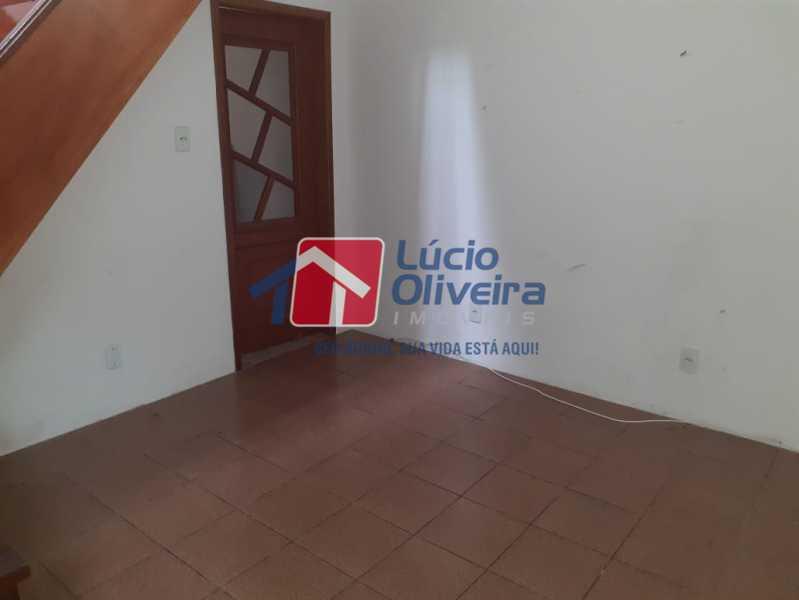 2 sala - Casa à venda Rua Vinte e Cinco de Dezembro,Irajá, Rio de Janeiro - R$ 220.000 - VPCA20158 - 3