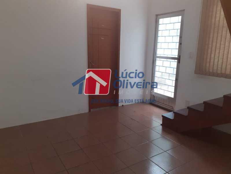 3 sala. - Casa à venda Rua Vinte e Cinco de Dezembro,Irajá, Rio de Janeiro - R$ 220.000 - VPCA20158 - 4