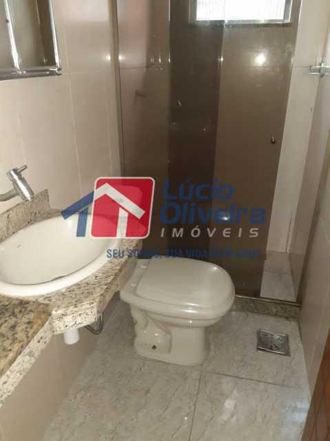 7 banheiro. - Casa à venda Rua Vinte e Cinco de Dezembro,Irajá, Rio de Janeiro - R$ 220.000 - VPCA20158 - 8