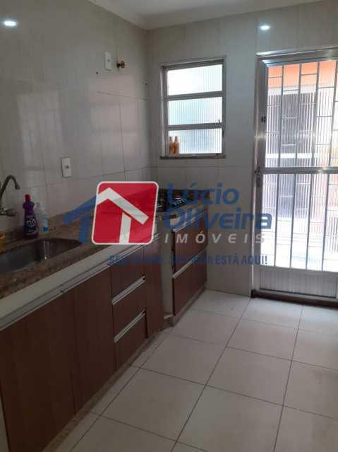 10 cozinha - Casa à venda Rua Vinte e Cinco de Dezembro,Irajá, Rio de Janeiro - R$ 220.000 - VPCA20158 - 11