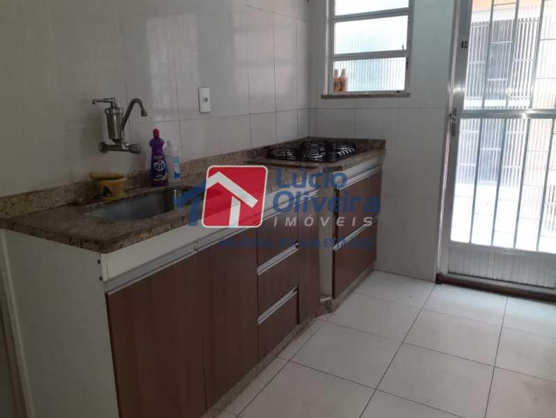11 cozinha. - Casa à venda Rua Vinte e Cinco de Dezembro,Irajá, Rio de Janeiro - R$ 220.000 - VPCA20158 - 12
