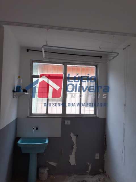 15 area - Casa à venda Rua Vinte e Cinco de Dezembro,Irajá, Rio de Janeiro - R$ 220.000 - VPCA20158 - 16