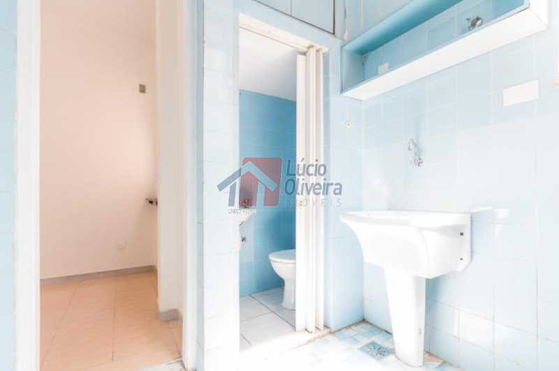 area - Apartamento À Venda - Cachambi - Rio de Janeiro - RJ - VPAP20748 - 4