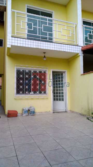 area frontal - Casa À Venda - Campo Grande - Rio de Janeiro - RJ - VPCA20159 - 1