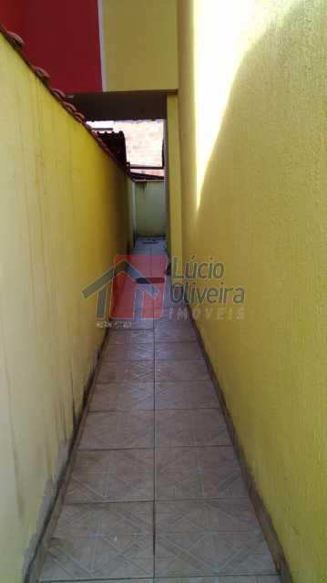 area lateral - Casa À Venda - Campo Grande - Rio de Janeiro - RJ - VPCA20159 - 5