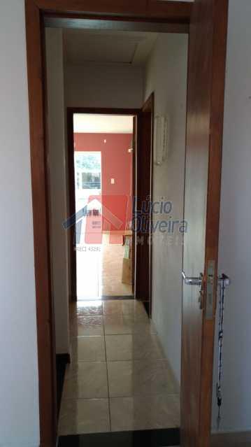 circulação - Casa À Venda - Campo Grande - Rio de Janeiro - RJ - VPCA20159 - 9