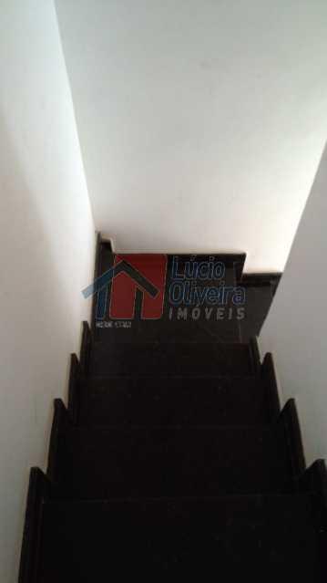 escada acesso 2o piso - Casa À Venda - Campo Grande - Rio de Janeiro - RJ - VPCA20159 - 11