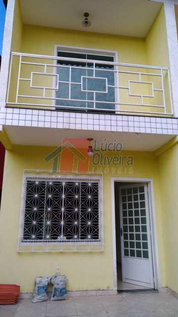 fachada - Casa À Venda - Campo Grande - Rio de Janeiro - RJ - VPCA20159 - 13