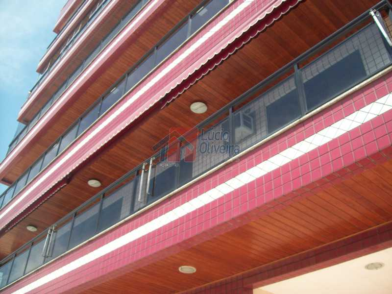 FACHADA PRED. 38 - Apartamento À Venda - Vila da Penha - Rio de Janeiro - RJ - VPAP30162 - 1