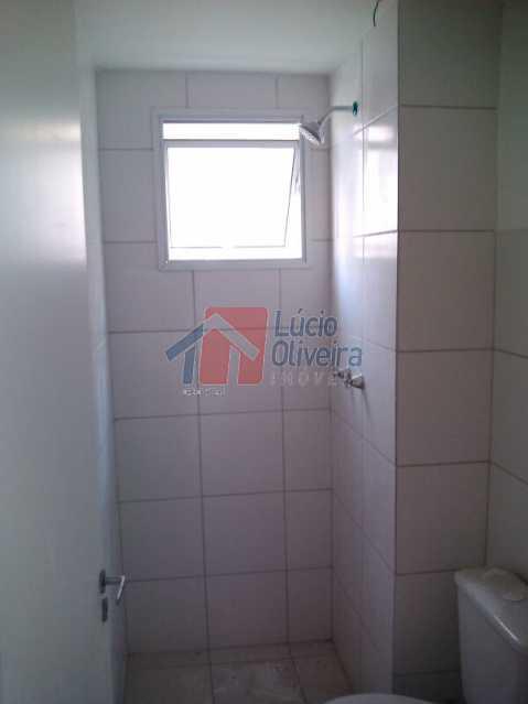 banheiro. - Apartamento À Venda - Parada de Lucas - Rio de Janeiro - RJ - VPAP30163 - 3