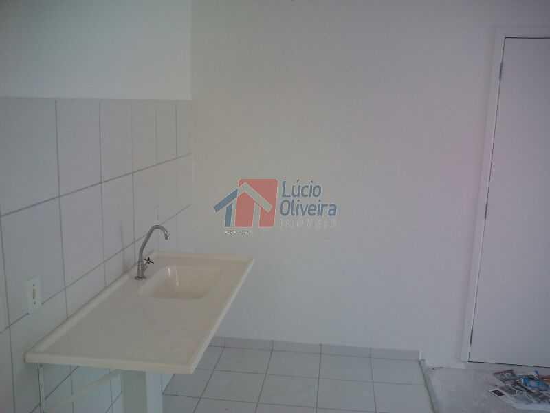 cozinha. - Apartamento À Venda - Parada de Lucas - Rio de Janeiro - RJ - VPAP30163 - 5