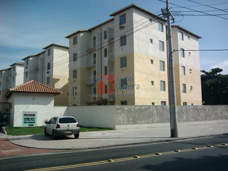 fachada. - Apartamento À Venda - Parada de Lucas - Rio de Janeiro - RJ - VPAP30163 - 6