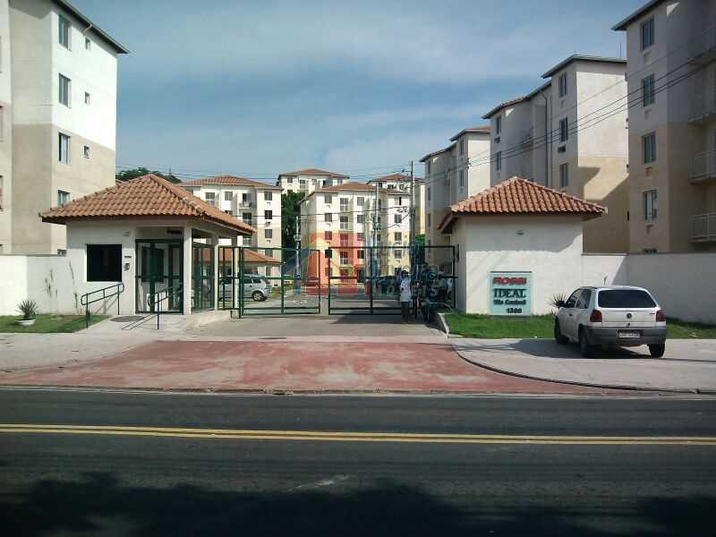 portaria. - Apartamento À Venda - Parada de Lucas - Rio de Janeiro - RJ - VPAP30163 - 13