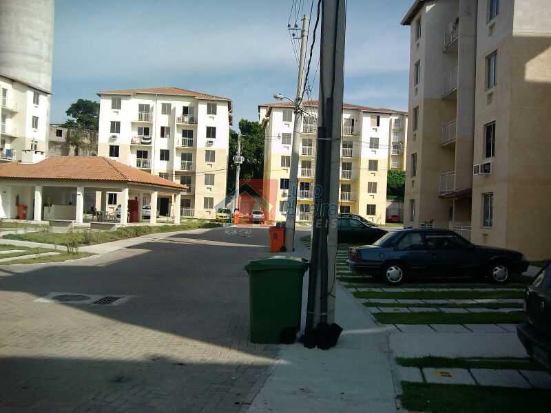 vista interna condominio. - Apartamento À Venda - Parada de Lucas - Rio de Janeiro - RJ - VPAP30163 - 21