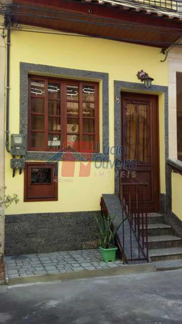 faxada 01. - Casa À Venda - Bonsucesso - Rio de Janeiro - RJ - VPCA40032 - 1