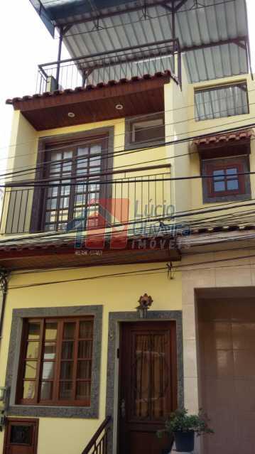 faxada 02. - Casa À Venda - Bonsucesso - Rio de Janeiro - RJ - VPCA40032 - 3