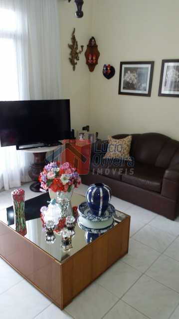sala 02 - Apartamento À Venda - Vista Alegre - Rio de Janeiro - RJ - VPAP20767 - 3