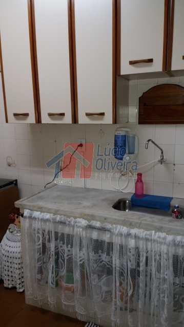 cozinha 20 - Apartamento À Venda - Vista Alegre - Rio de Janeiro - RJ - VPAP20767 - 20