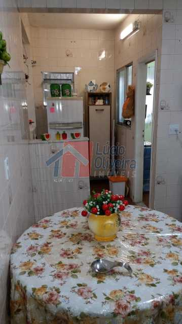 cozinha 19 - Apartamento À Venda - Vista Alegre - Rio de Janeiro - RJ - VPAP20767 - 21
