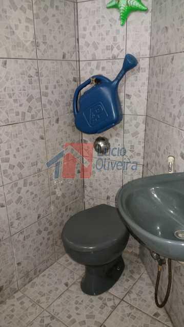 banheiro 30 - Apartamento À Venda - Vista Alegre - Rio de Janeiro - RJ - VPAP20767 - 25