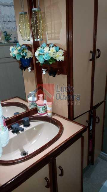 banheiro 29 - Apartamento À Venda - Vista Alegre - Rio de Janeiro - RJ - VPAP20767 - 26