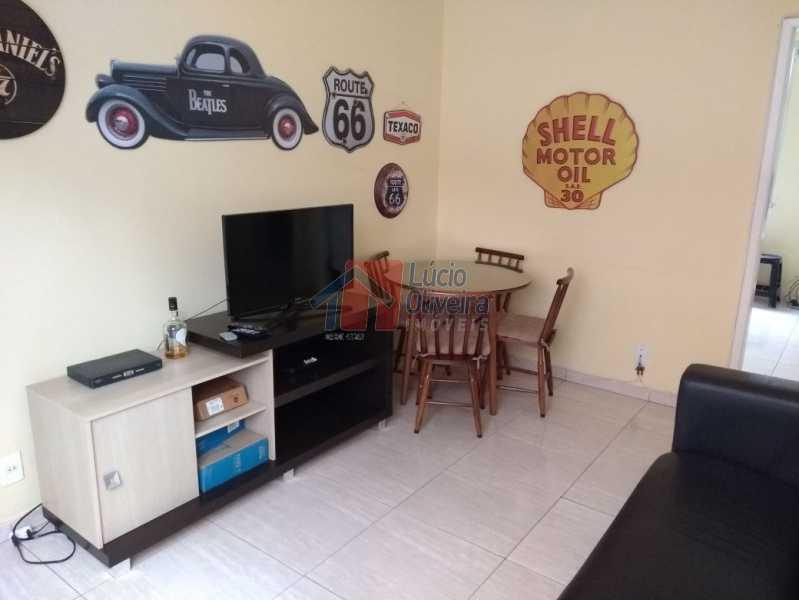 sala - Ótimo Apartamento no Coração do Bairro da Vila da Penha, Compre Hoje! - VPAP20768 - 1
