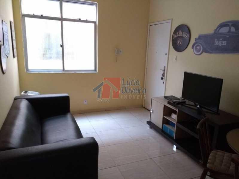 sala 3 - Ótimo Apartamento no Coração do Bairro da Vila da Penha, Compre Hoje! - VPAP20768 - 3