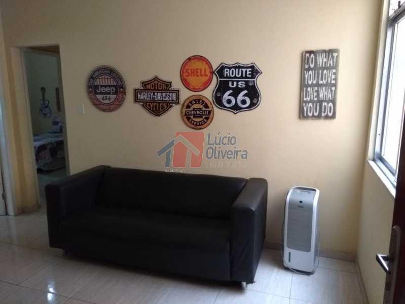 sala 2 - Ótimo Apartamento no Coração do Bairro da Vila da Penha, Compre Hoje! - VPAP20768 - 4