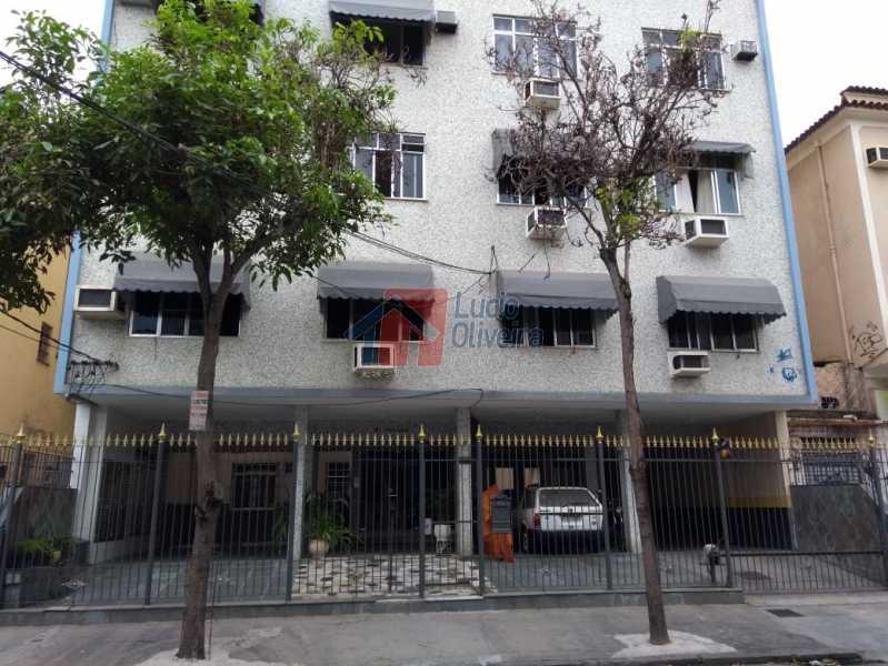 fachada - Ótimo Apartamento no Coração do Bairro da Vila da Penha, Compre Hoje! - VPAP20768 - 10
