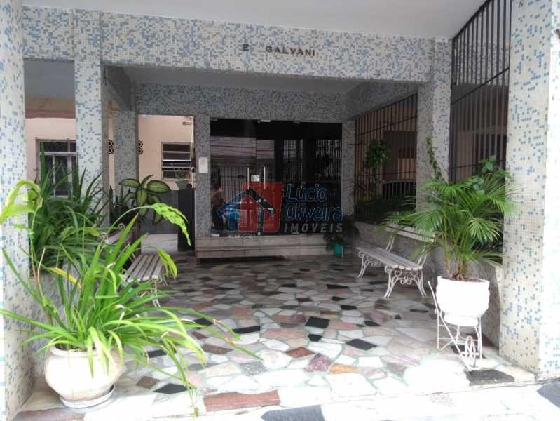 entrada social - Ótimo Apartamento no Coração do Bairro da Vila da Penha, Compre Hoje! - VPAP20768 - 12