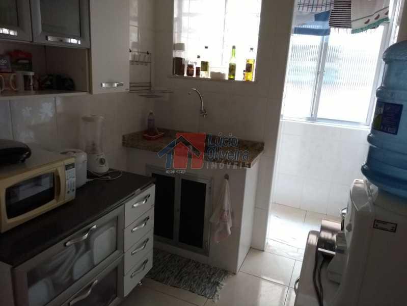 cozinha - Ótimo Apartamento no Coração do Bairro da Vila da Penha, Compre Hoje! - VPAP20768 - 13