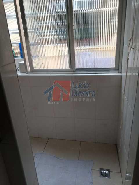 área serviço 2 - Ótimo Apartamento no Coração do Bairro da Vila da Penha, Compre Hoje! - VPAP20768 - 17