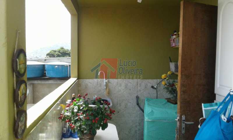 lavanderia - Residência 1 quarto. Entrar e Morar! - VPCN10002 - 11