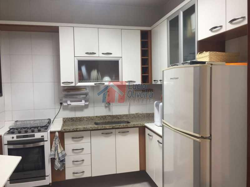 Cozinha 1. - Casa À Venda - Vila da Penha - Rio de Janeiro - RJ - VPCA30103 - 9