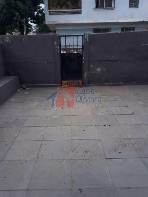 area externa 2 angulo. - Apartamento À Venda - Cordovil - Rio de Janeiro - RJ - VPAP20776 - 13