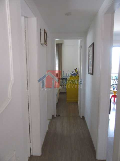 area de circulaçao 09. - Apartamento Rua Maria do Carmo,Penha Circular,Rio de Janeiro,RJ À Venda,2 Quartos,60m² - VPAP20777 - 6