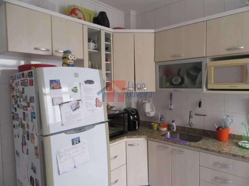 Cozinha 12. - Apartamento Rua Maria do Carmo,Penha Circular,Rio de Janeiro,RJ À Venda,2 Quartos,60m² - VPAP20777 - 9