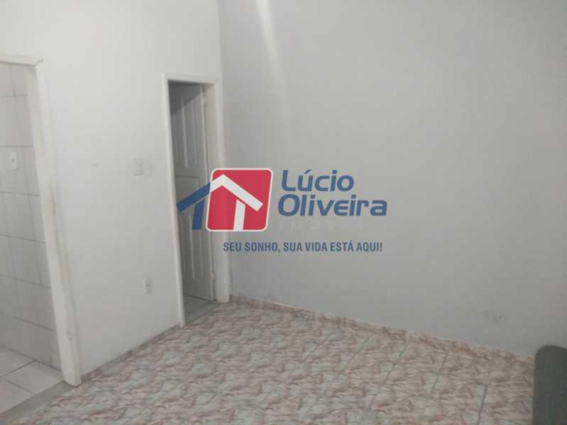 01- Sala - Casa Rua Tomás Lópes,Vila da Penha, Rio de Janeiro, RJ À Venda, 2 Quartos, 60m² - VPCA20164 - 1