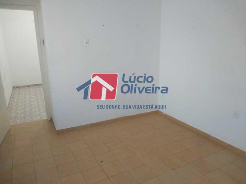 04- Quarto - Casa Rua Tomás Lópes,Vila da Penha, Rio de Janeiro, RJ À Venda, 2 Quartos, 60m² - VPCA20164 - 5