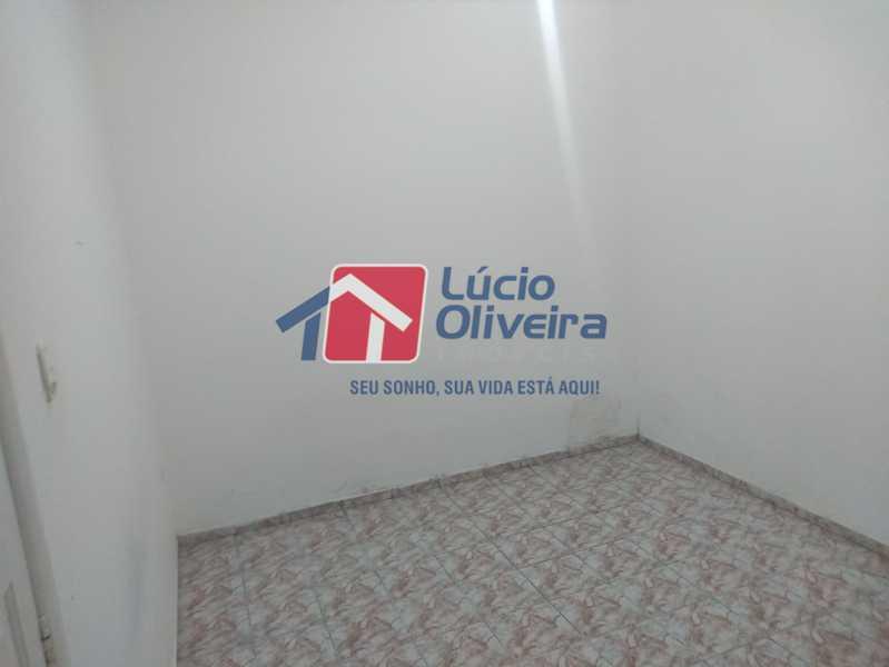 05- Quarto S. - Casa Rua Tomás Lópes,Vila da Penha, Rio de Janeiro, RJ À Venda, 2 Quartos, 60m² - VPCA20164 - 6